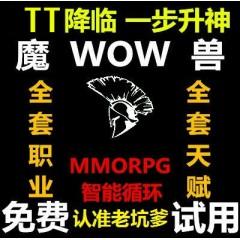 魔兽世界 TT输出黑科技